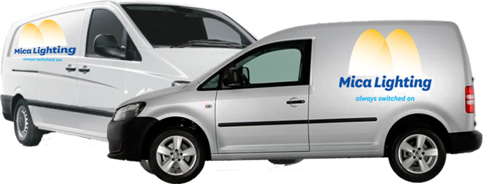 MICALighting Delivery Vans