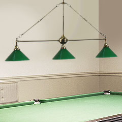 Billiard Table Lighting