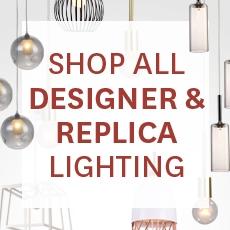 Home of Designer lighting and replica lighting solutions