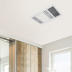 Bathroom Fans & Heaters