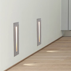 Recessed Wall Light