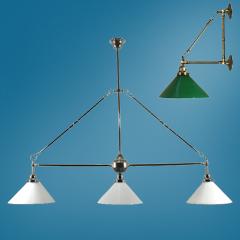 Billiard Table Lighting