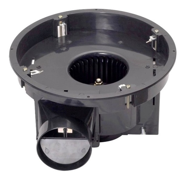 Brilliant 10inch Exhaust Fan Bathroom Stainless Steel