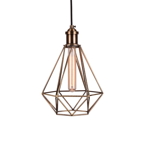 Industrial Lighting Cage Ceiling Lights Pendants Urban