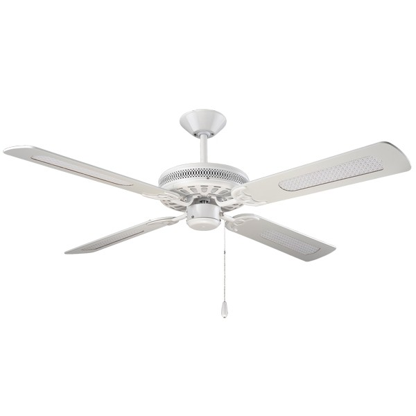 Majestic Coolah White 52 Quot Ac Timber Ceiling Fan Hunter Pacific