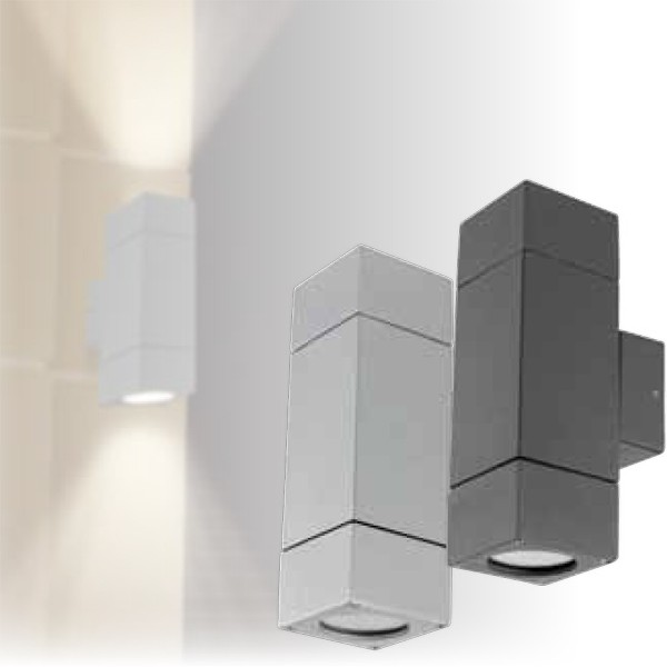 Exterior Lights Prairie Silver Dimming Pillar Outdoor Wall