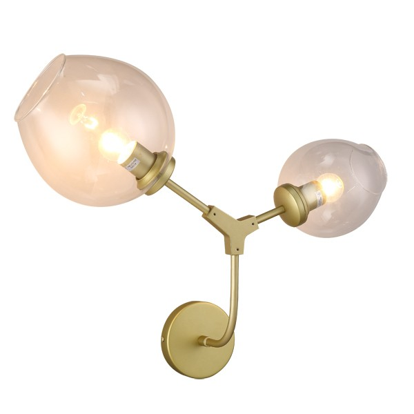designer wall sconces lighting. designer wall sconce lighting branching bubbles lights replica lindsey adelman sconces d
