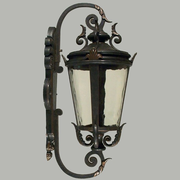 Traditional Lighting Albany Exterior Wall Light Lode International