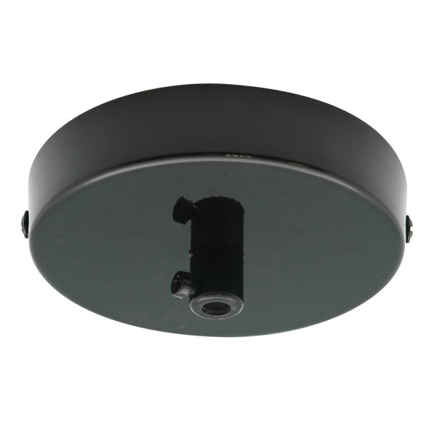 Black Canopy Pendants Lights Ceiling Plate Lighting Accessories
