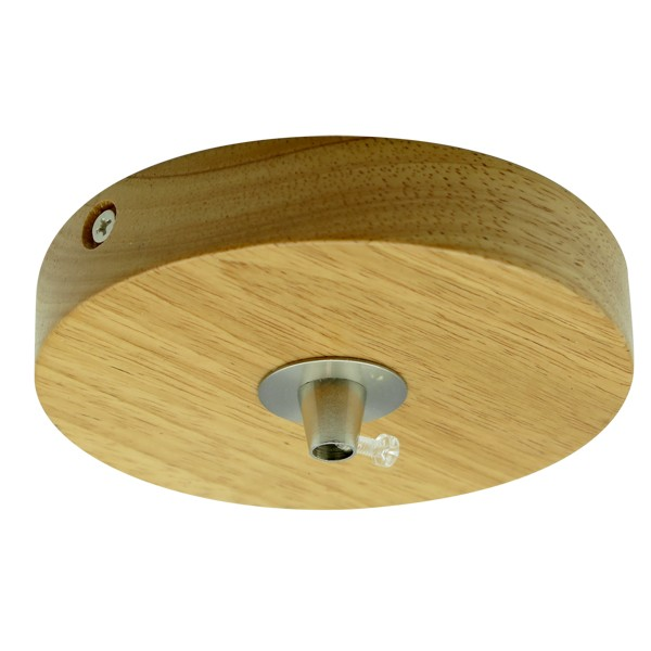 timber lighting ceiling plate canopy pendant light