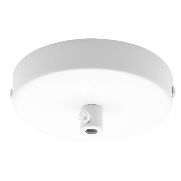 Canopy Pendants Lights Ceiling Plate White