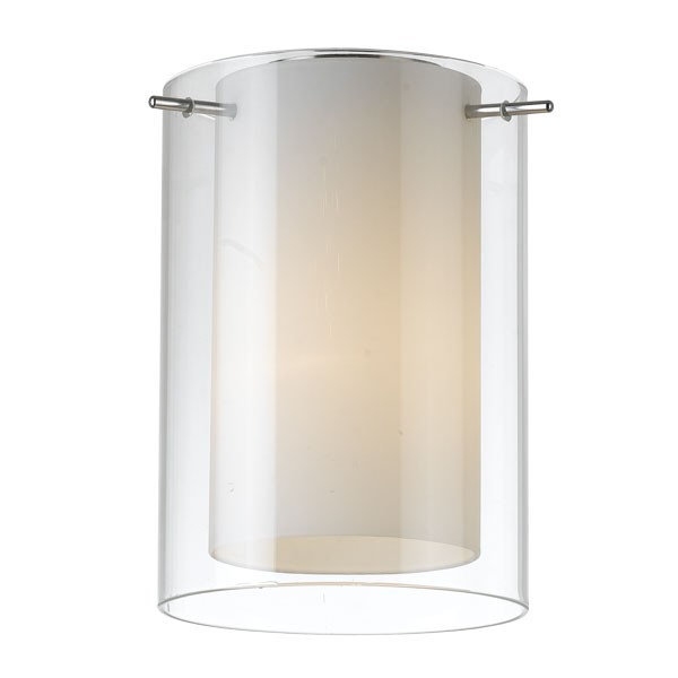 Envoy Glass Frosted Batten Fix Light DIY