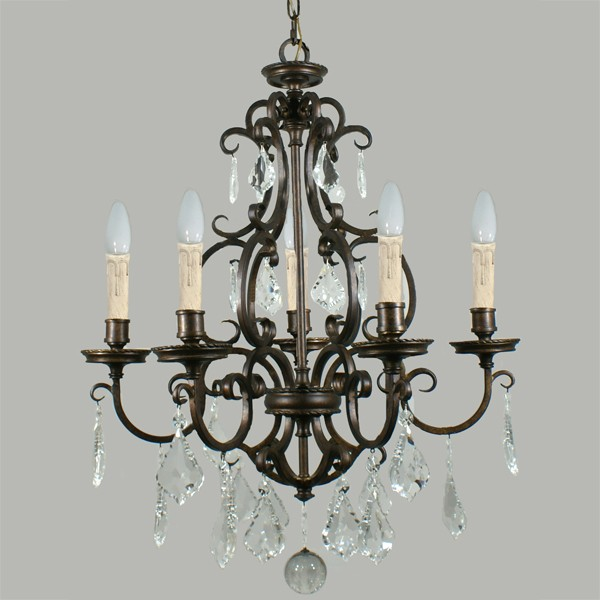 American Hanging Lights Louis 15th Pendant Lighting French Provincial