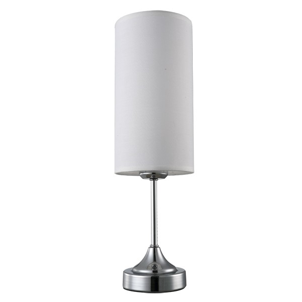 Table Touch Lamps White Lights Fabric