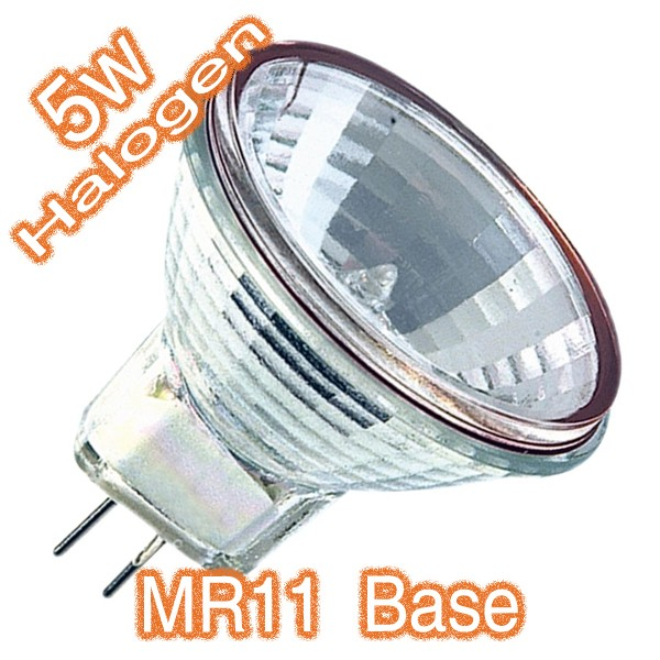 MR11 5w Halogen Lamp 12v Globe