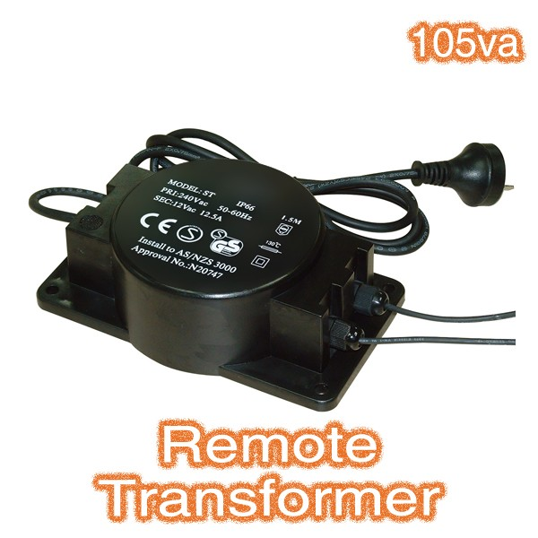 105va Remote Transformer Magnetic Weatherproof IP66
