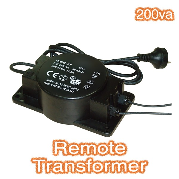 200va Remote Transformer Magnetic Weatherproof IP66