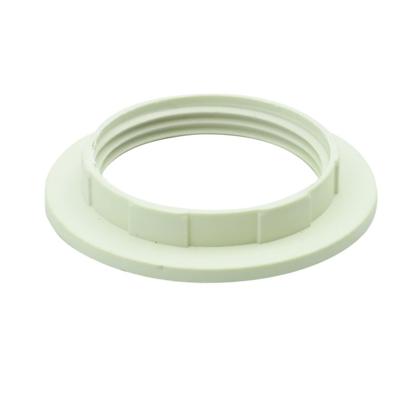 Lamp Shade Ring E27 b22 plastic table lamp shade ring white audiocablefo
