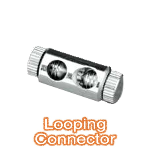 Looping Connector Trapeze Lighting