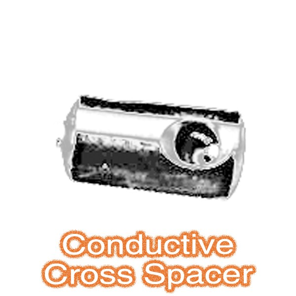 Cross Spacer Conductive Trapeze Lighting