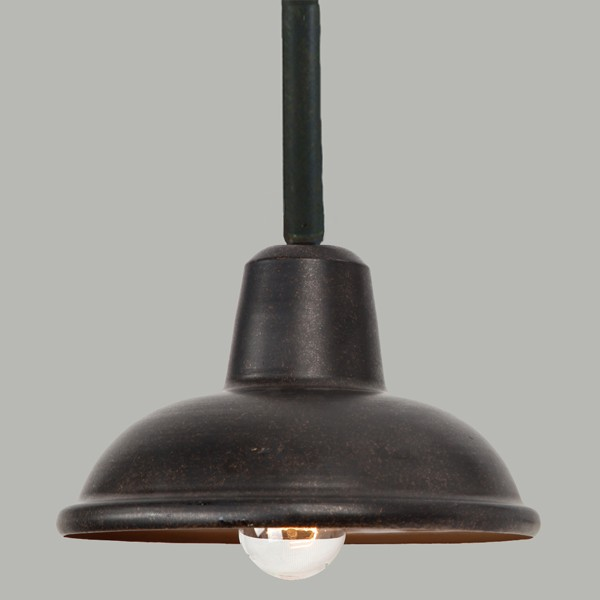 Urban Pendant Light Industrial Drop Lighting Antique Bronze