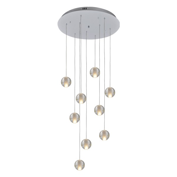 Pendants lights bocci lighting led ball replica omer arbel aloadofball Image collections