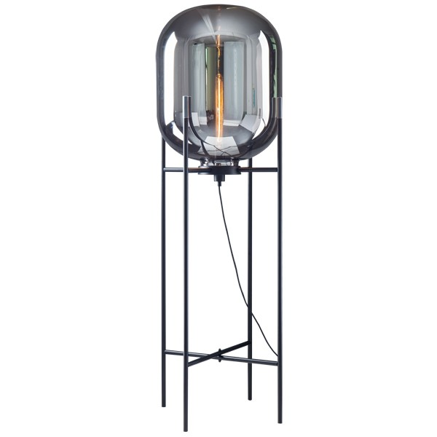 Large Industrial Floor Lamps Replica Oda Pulpo Sebastian Herkner Black Lights