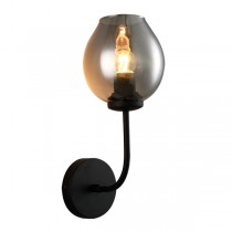 Lindsey Adelman Wall Sconce Lights Branching Bubbles Black Lighting