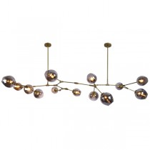 Dining Room Table Pendants Lights Bubbles Replica Lindsey Adelman Lighting Chandelier Branching