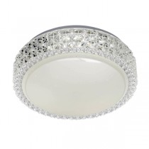 Amelia 28 18w LED Oyster Light Telbix Lighting