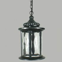 Argyle Traditional Lights Chain Pendants Lighting Antique Black