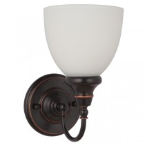 Benson Wall Lights Bronze Bathroom Sconce Contemporary Lighting Lode International