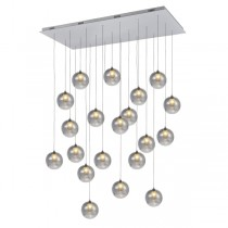 Cafe Designer Lighting Cluster Ceiling Replica Ball Lights Pendants