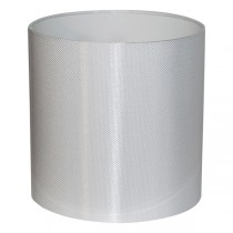 Carbon 45 Large Fabric Shade White