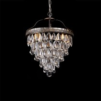 Cascade Basket Lighting Classical Pendants Crystal Lights Lode International