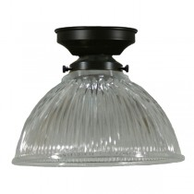 DIY Contemporary Black Lighting Lode Claredon Glassware Batten Fix Lights