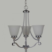 Period Ceiling Lighting Dallas Pendants Lights Chrome Traditional