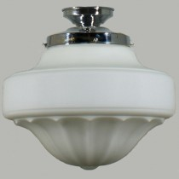 Retro Derby DIY Lighting Batten Fix Period Glassware Lights Lode International