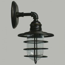 Dockyard Outdoor Wall Lights Tradirtonal Industrial Lighting Exterior