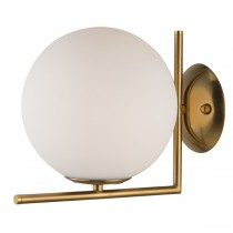 Drake Wall Light - Brass