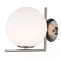 Wall Sconce WC Lighting Replica Michael Anastassiades FLOS Lights Nickel