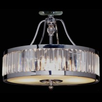 Excelsior Flush Lights Crystal Classical Lighting Lode International