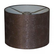 Flora 30 Medium Fabric Shade Coffee