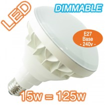 IP65 PAR38 LED Bulb Globe Dimming Lighting Lamp