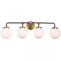 Bistro Lighting Collection Wall Lights Goth Pipe Brass Sconce Industrial Replica Ian Fowler