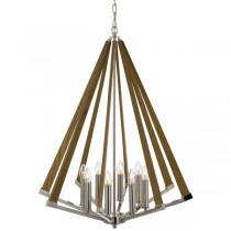 Graf 8 Ceiling Lantern Lighting Lights Pendant Hanging Telbix