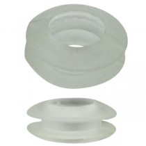 Grommet Clear O-Ring Canopy Hole