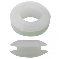 O-Ring Canopy Hole Grommet White