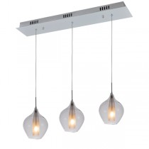 Modern Glass Hanging Light Pendant Lighting