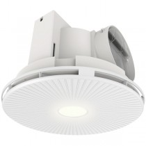 Helios LED Bathroom Lights Exhaust Fan Toilet 19851 Brilliant Lighting